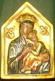 「絶えざる御助けの聖母」のイコン
