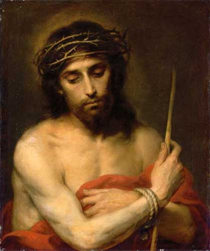 Cristo el varon de los dolores