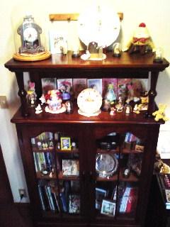 常設展示室「隠し部屋のアリス」南壁面
