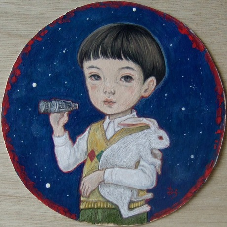 天文クラブ 永見由子