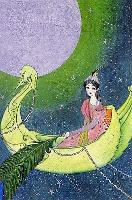 「或る夜の夢」 1922年 新発田市蔵