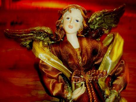 愛と平和の天使 by チェレスティーノ・カヴァニャ