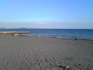茅ヶ崎の海岸1010021606