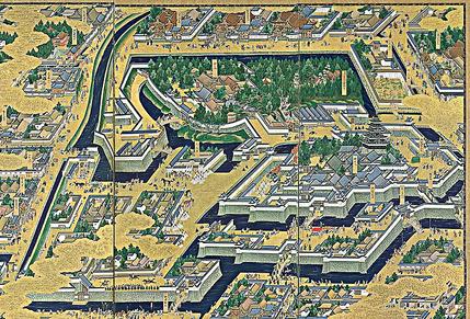 江戸城(千代田城)