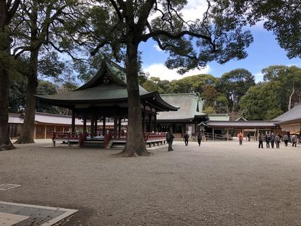 大宮氷川神社の本殿