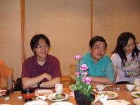 30 日本レストランにて