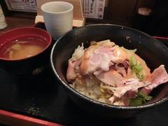 BOSS豚の豚丼