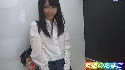 【JK個人撮影】 まさに天使女子校生!超美少女!プリクラでブラチラ&パンチラおまけ映像