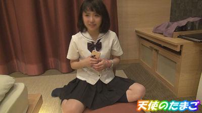 【個撮】大阪弁で超かわいい!ガキんちょたまごちゃん!恥ずかしがって感じまくってびちゃびちゃプルプル映像