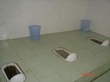 壁なしトイレ