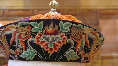 ブータン王様の帽子