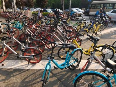 自転車北京