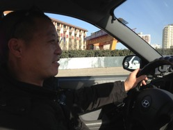 北京運転手