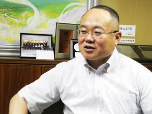 京丹後市 市長