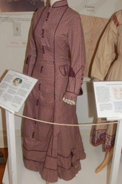 1ターシャの作ったドレス1