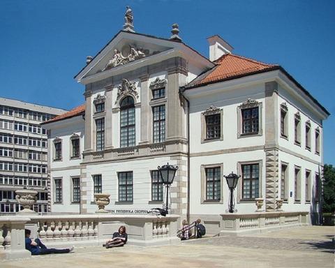 4ショパン博物館(ワルシャワ)101