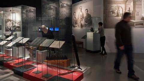 8アインシュタイン博物館ベルン5