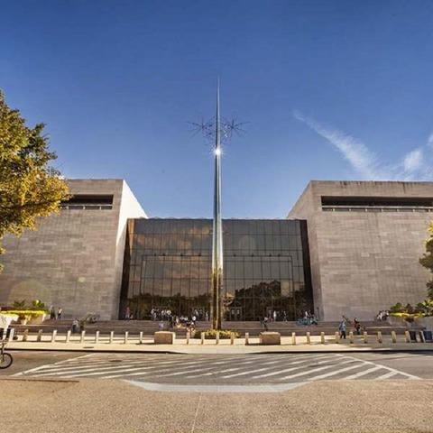 6国立航空宇宙博物館(ワシントンD,C,)