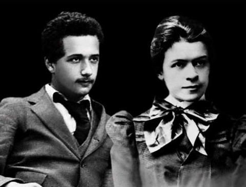 16最初の妻ミレーバとアインシュタイン離婚