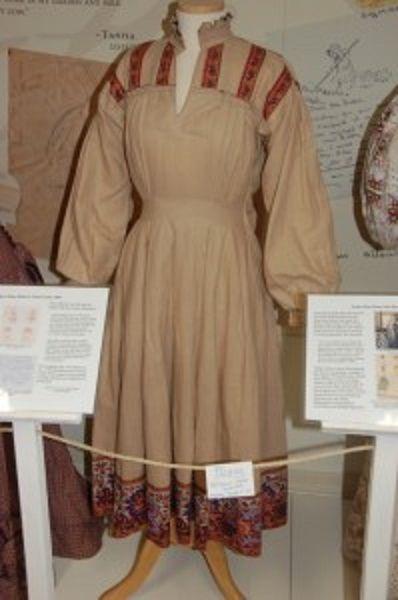1ターシャの作ったドレス2