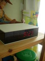 目覚まし時計(大音量タイプ)