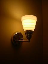 寝室の照明その1