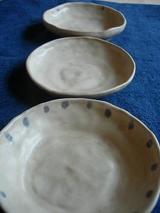 小さい浅鉢3枚組