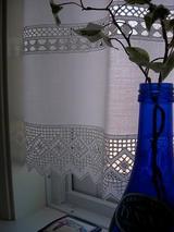 2Fトイレのカーテン