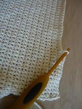 ひたすら細編み