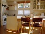 引っ越し直後のキッチン