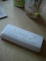 手作りのホワイトチョコレート?!?!