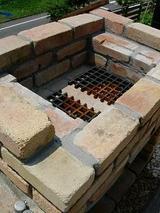 改良バーベキュー炉