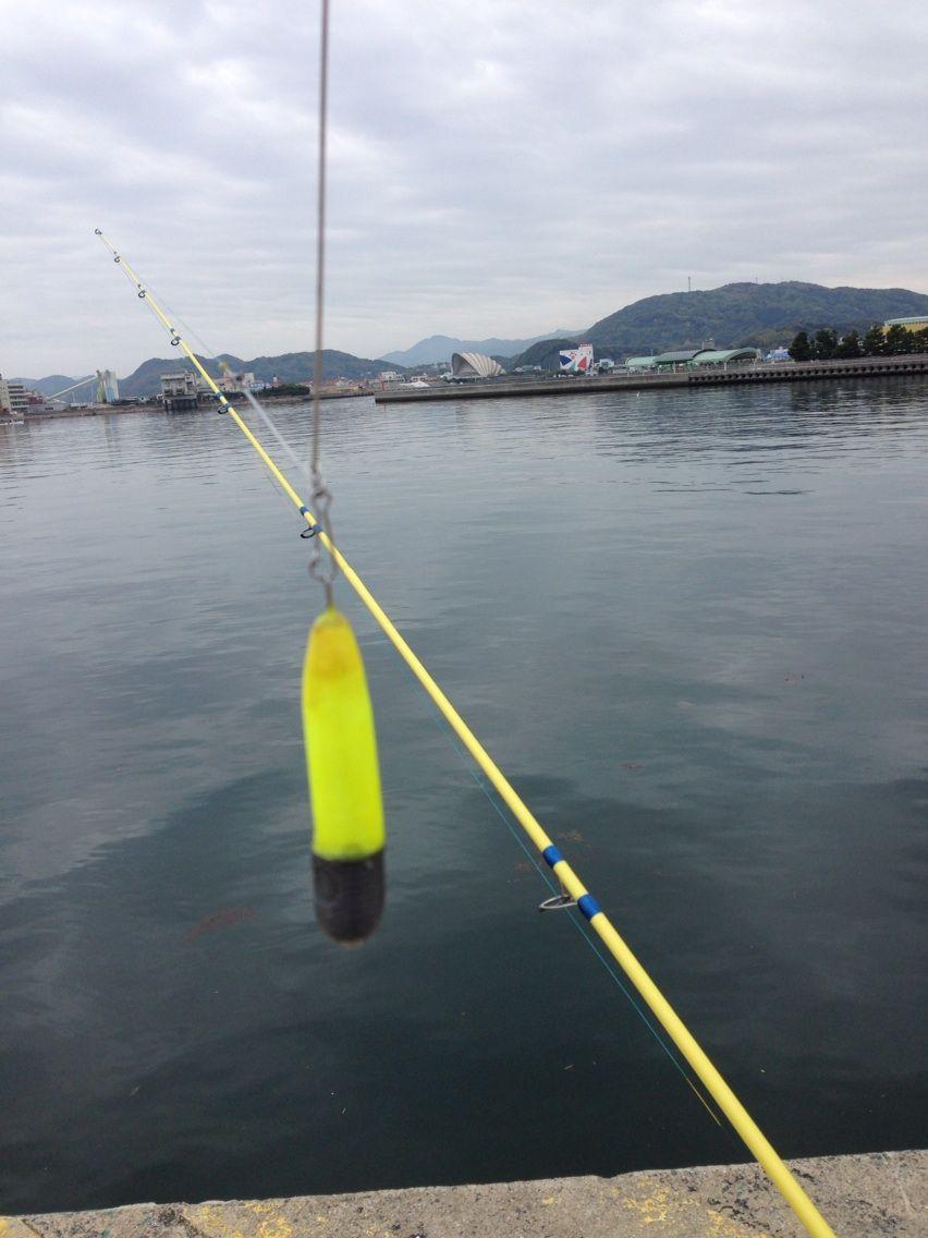 ティワンのちょこっと投げキス!釣り日記。  シーズン初、淡路津名港へ!コメント