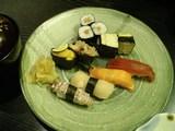 同行したメンバーの評価が一番高かった「かわもと」の寿司