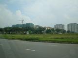 開発が進むサイゴンサウス地区