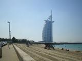 かの有名な7つ星ホテル「バージュ・アル・アラブ」