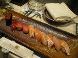 喜作のメニュー構成は庶民的だが寿司のレベルは高い
