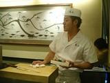 本格的な日本の寿司が食べられる「高玉」