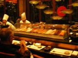 グランドハイアットの中の寿司店「SUSHI」