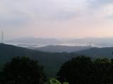 有明海を一望に見渡す絶好の眺望