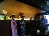 寿司ダイニングといった感じの寿司店「利休」