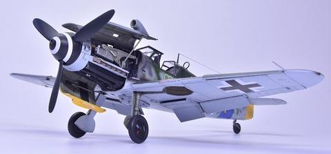 タミヤBf109G (2)