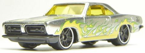 '68プリムス・バラクーダ フォーミュラS (2)