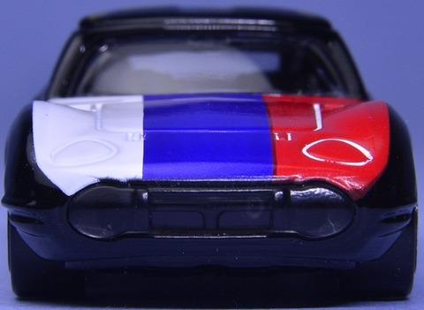 トヨタ2000GT ロシア国旗タイプ (6)