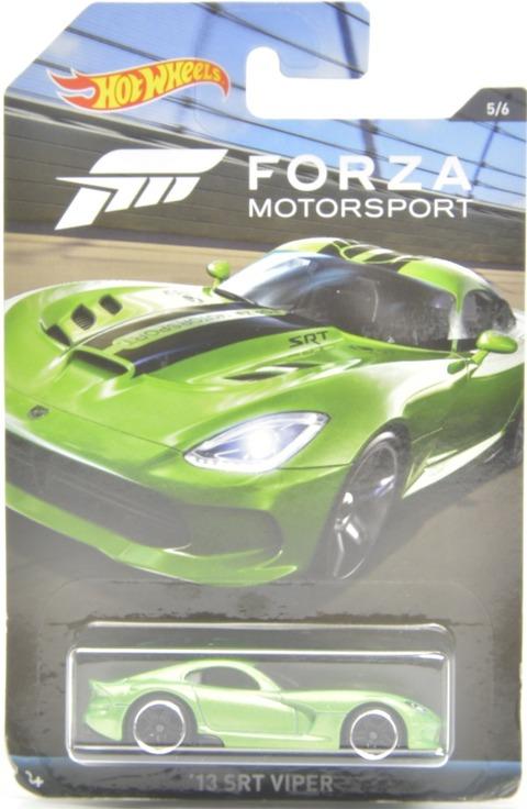 SRT VIPPER2013 Hot Wheels (1)