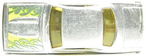 '68プリムス・バラクーダ フォーミュラS (9)