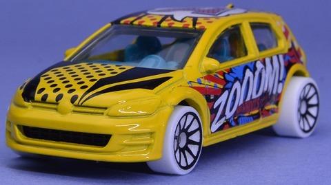 VolkswagenGOLFMK7(ARTCARS) (2)