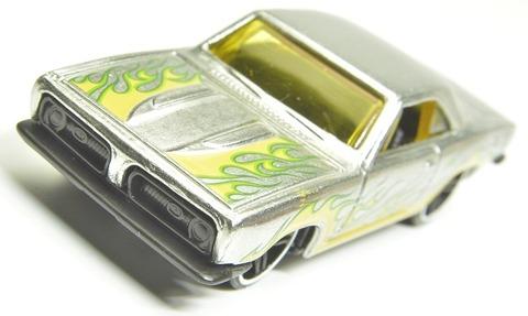 '68プリムス・バラクーダ フォーミュラS (12)