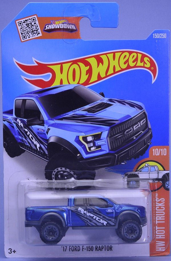 Hot wheels17f150 2016 150250 17fordf150raptor 1 voltagebd Images