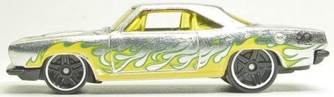 '68プリムス・バラクーダ フォーミュラS (5)